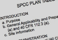 SPCC—Spill Prevention Control and Countermeasure Plans